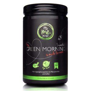 GREEN MORNING